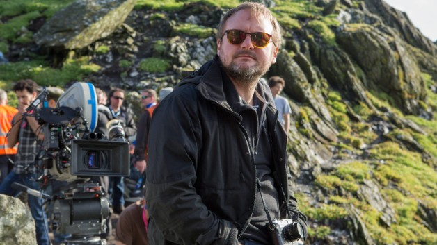 Rian Johnson Star Wars Knives Out The Last Jedi La montée de Skywalker