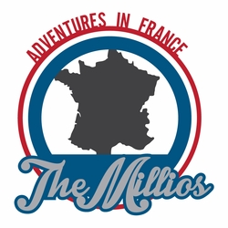 French Adventures: Les aventures en France Custom Laser Die Cut