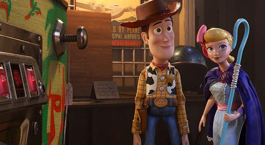 Toy Story 4 early buzz