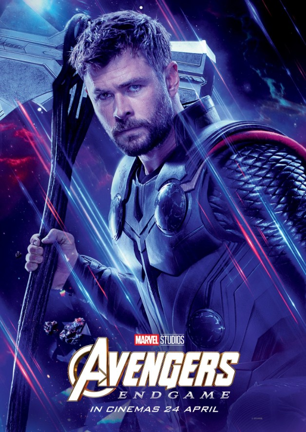 Avengers Endgame Chris Hemsworth Thor