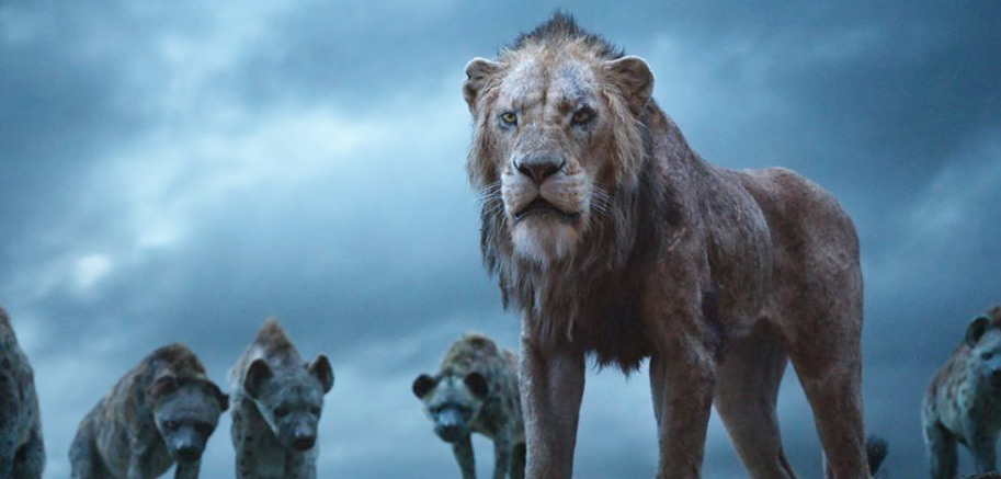 roi lion, box office, mise à jour