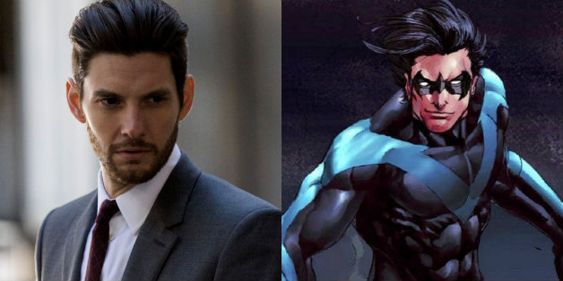 Ben Barnes The Batman Nightwing