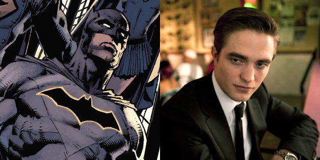 Robert Pattinson Ben Affleck Batman