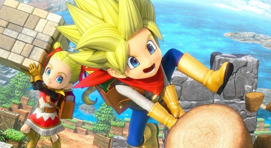 Dragon Quest Builders 2 Commentaire