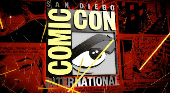 San Diego Comic-Con 2019 Schedule