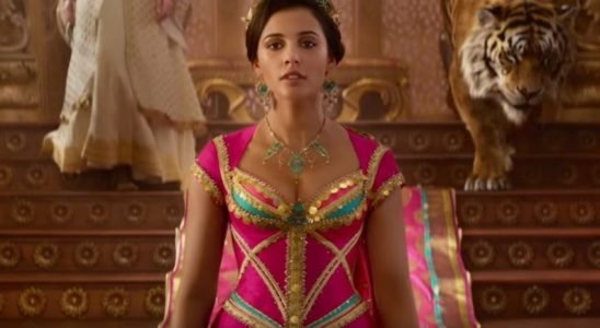 Disney aurait comploté la suite de Aladdin, le film d'action en direct de Naomi Scott