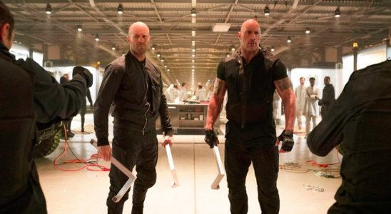 HOBBS & SHAW: Big Loud Dumb Fun