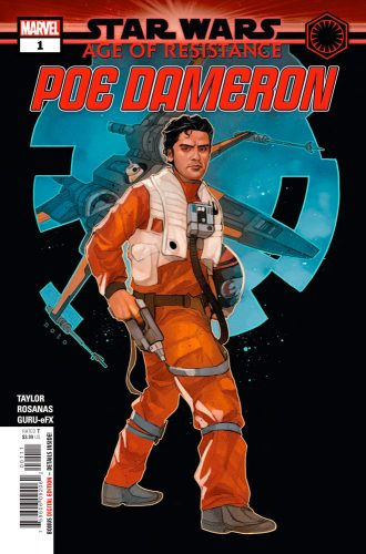 Star Wars Age of Resistance - Poe Dameron # 1