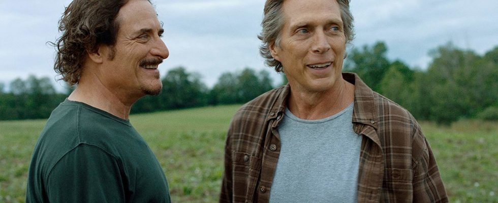 Entretiens avec les stars de COLD BROOK, William Fichtner et Kim Coates - GeekTyrant