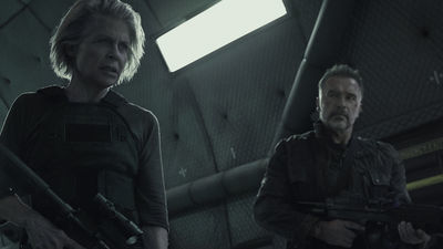 Terminator: critique de film Dark Fate (2019)