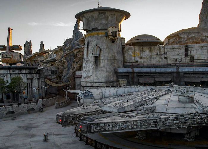 L'aventure Star Wars Galaxy's Edge vous attend