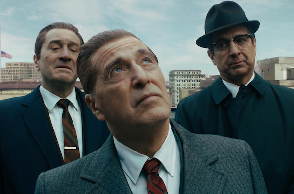 Netflix domine les nominations aux Critics 'Choice Awards grâce à Irishman