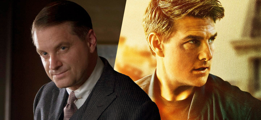 Shea Whigham, Tom Cruise, Mission: Impossible