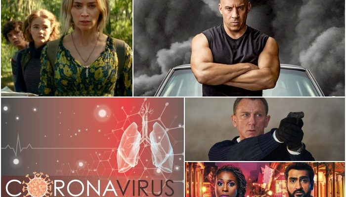 Coronavirus Movie Delays