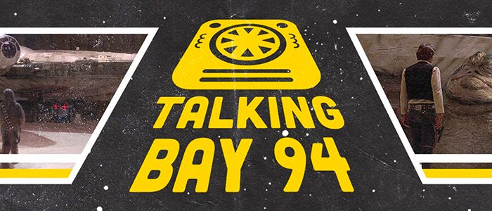 Podcast: Talking Bay 94 interviewe Star Wars Legends