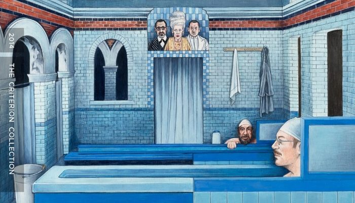 Criterion The Grand Budapest Hotel