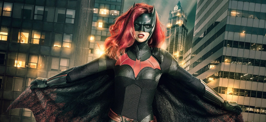 Batwoman, The CW, Ruby Rose