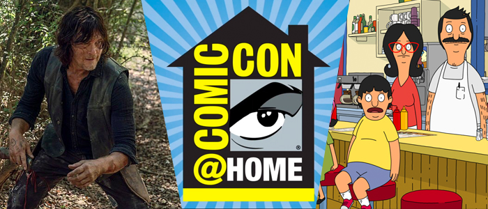 Comic-Con at Home panels