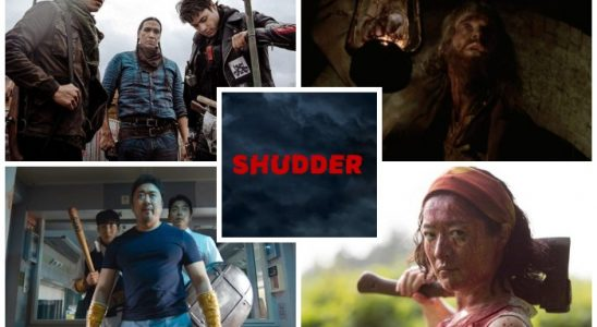 Shudder Guide July