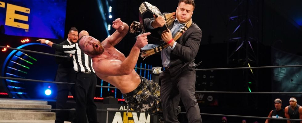 AEW All Out 2020: date, matchs, liste et comment regarder