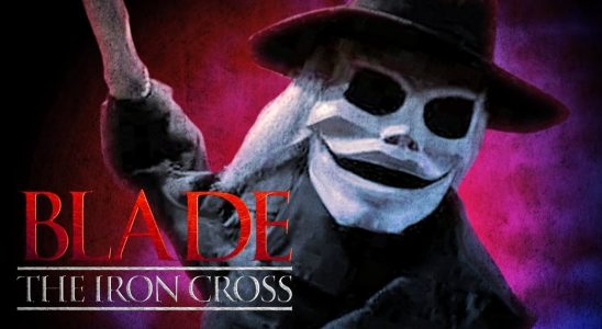 Podcast Who Goes There: Ep267 - BLADE: THE IRON CROSS (PUPPET MASTER)