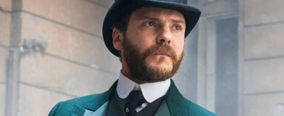 Daniel Bruhl sur The Alienist Angel of Darkness et le MCU