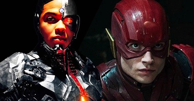 Ray Fisher nie avoir quitté volontairement le film Flash