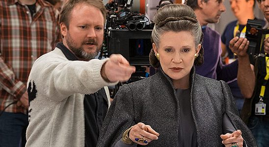 Rian Johnson on Writing The Last Jedi