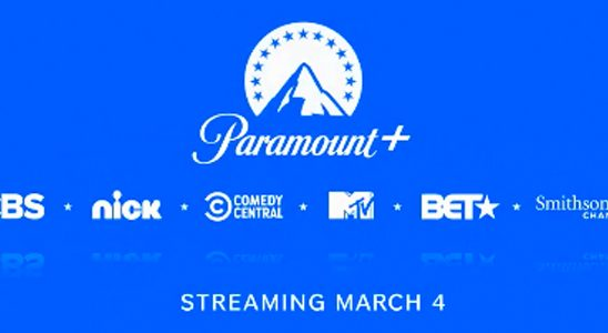 Paramount+ TV Shows