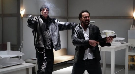 Nicolas Cage in Prisoners Of The Ghostland