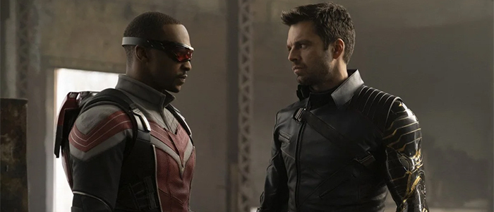 The Falcon and the Winter Soldier Early Buzz