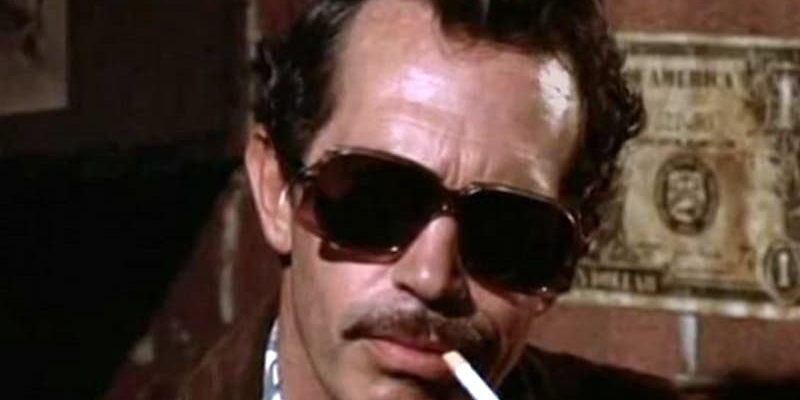 Warren Oates in Bring Me The Head Of Alfredo Garcia
