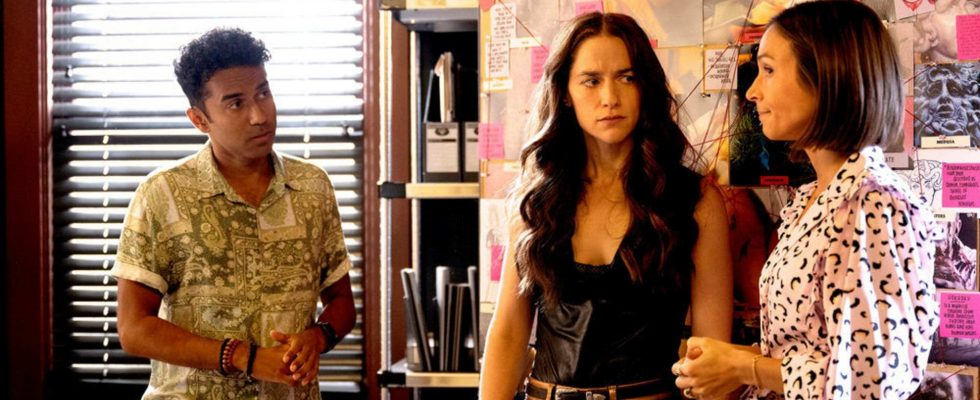 Wynonna Earp Saison 4 Episode 9 Critique: fou
