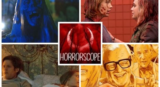 Horror Streaming April 2021