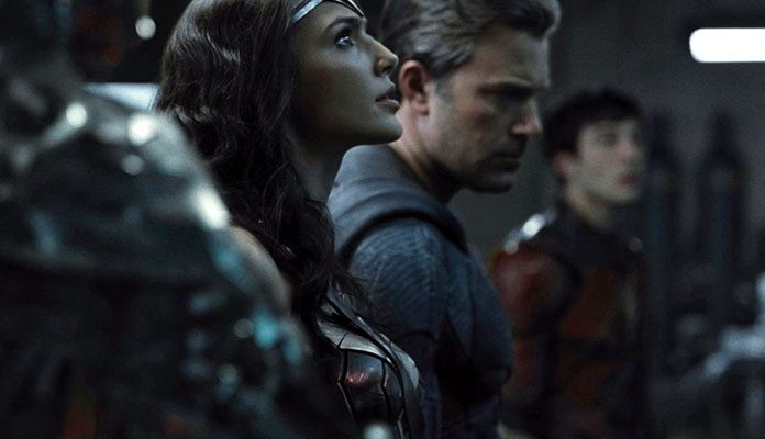 New Zack Snyders Justice League Trailer