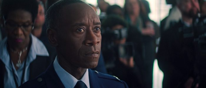 Nomination Don Cheadle Emmy